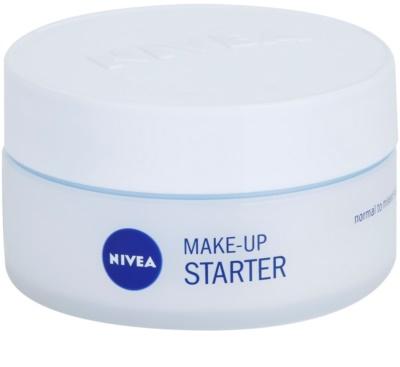 Nivea Make-up Starter lekki krem bazowy do cery normalnej i mieszanej