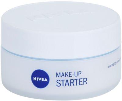 Nivea Make-up Starter prebase-crema con textura ligera para pieles normales y mixtas