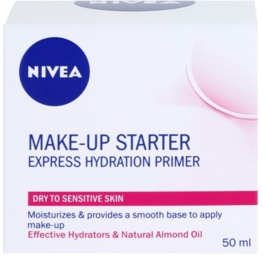 Nivea Make-up Starter crema light baza pentru machiaj pentru piele uscata spre sensibila 3