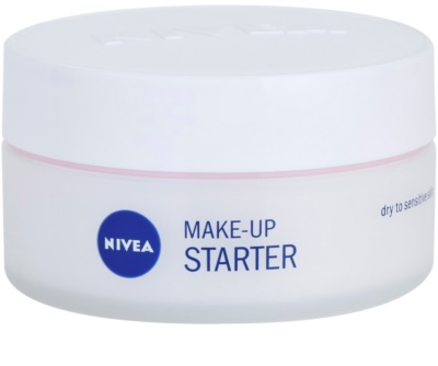 Nivea Make-up Starter könnyű állagú alapozó krém száraz és érzékeny bőrre