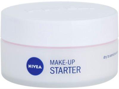Nivea Make-up Starter легкий крем-основа для сухої та чутливої шкіри