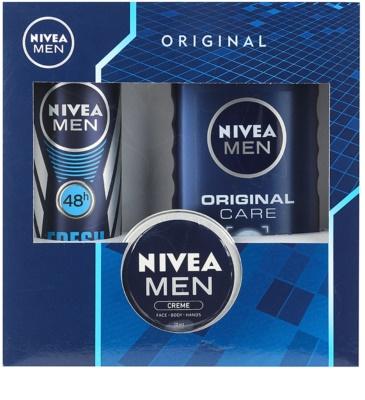Nivea Men Original Care zestaw kosmetyków III.