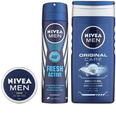 Nivea Men Original Care Kosmetik-Set  III. 1