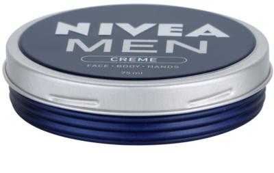 Nivea Men Original crema universal para cara, cuerpo y manos