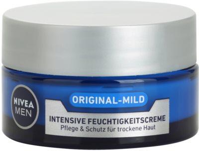 Nivea Men Original intensive, hydratisierende Creme für trockene Haut