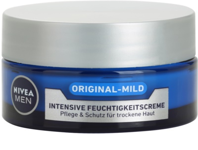 Nivea Men Original интензивен хидратиращ гел за суха кожа
