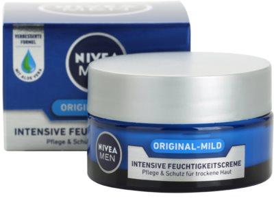 Nivea Men Original интензивен хидратиращ гел за суха кожа 2