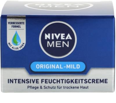 Nivea Men Original интензивен хидратиращ гел за суха кожа 4