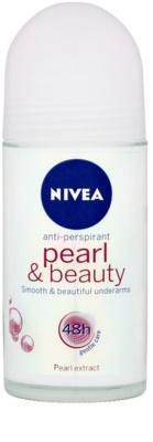 Nivea Pearl & Beauty antitranspirante roll-on
