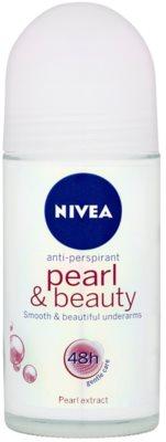Nivea Pearl & Beauty antyperspirant roll-on