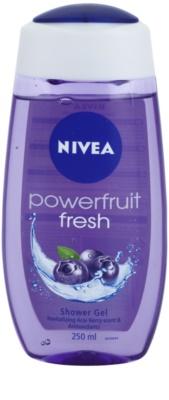 Nivea Powerfruit Fresh tusfürdő gél
