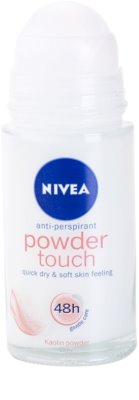 Nivea Powder Touch antiperspirant roll-on 1