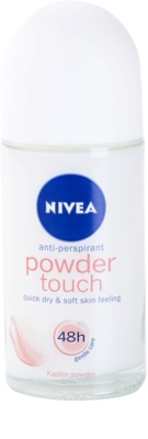 Nivea Powder Touch antiperspirant roll-on
