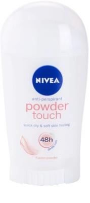 Nivea Powder Touch antitranspirantes