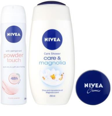 Nivea Powder Touch kosmetická sada I. 1