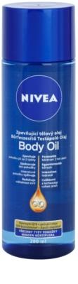 Nivea Q10 Plus ujędrniający olejek do ciała do wszystkich rodzajów skóry