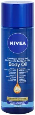 Nivea Q10 Plus стягащо масло за тяло за всички видове кожа