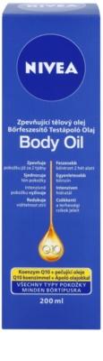 Nivea Q10 Plus festigendes Körperöl für alle Oberhauttypen 2