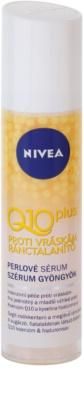 Nivea Q10 Plus розгладжуюча сироватка проти зморшок