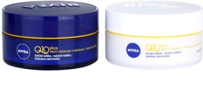 Nivea Q10 Plus козметичен пакет  I.