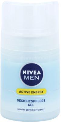 Nivea Men Active Energy erfrischendes Hautgel