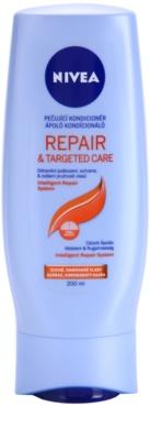 Nivea Repair & Targeted Care acondicionador para cuidar cabello de todo tipo de longitud