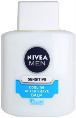 Nivea Men Sensitive бальзам після гоління для чутливої шкіри