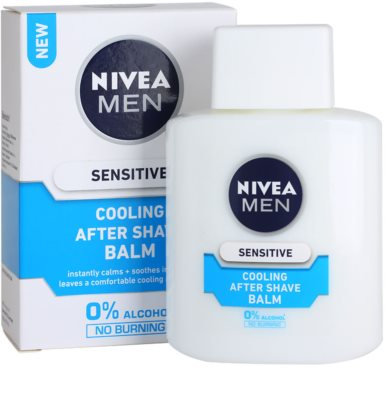 Nivea Men Sensitive After Shave Balsam für empfindliche Haut 2