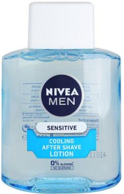 Nivea Men Sensitive After Shave Water für empfindliche Haut