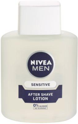 Nivea Men Sensitive borotválkozás utáni arcvíz