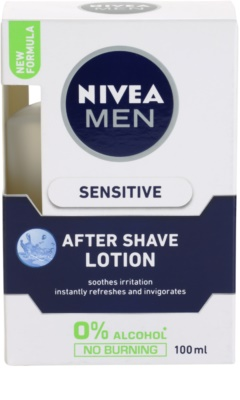 Nivea Men Sensitive aftershave water 1