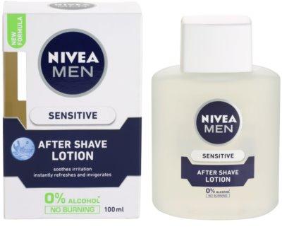 Nivea Men Sensitive aftershave water 2