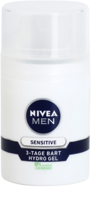 Nivea Men Sensitive arcgél uraknak