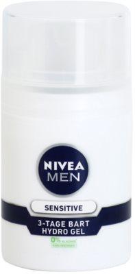 Nivea Men Sensitive gel za obraz za moške