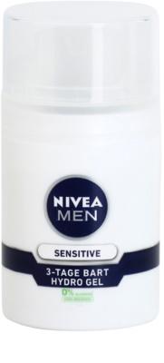 Nivea Men Sensitive гель для шкіри для чоловіків