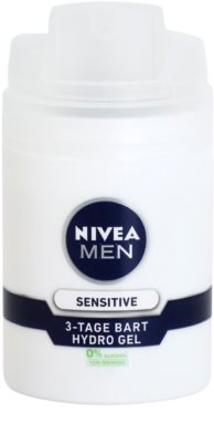 Nivea Men Sensitive arcgél uraknak 1