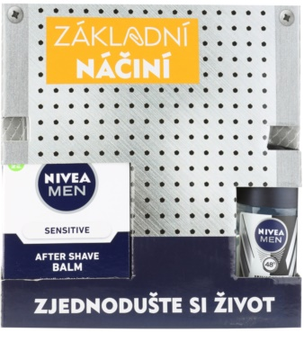 Nivea Men Sensitive coffret IV. 1