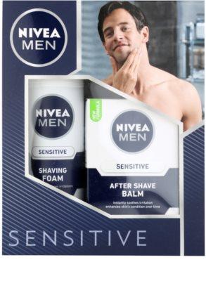 Nivea Men Sensitive lote cosmético VIII.