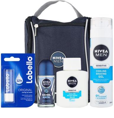 Nivea Men Sensitive козметичен пакет  IX.