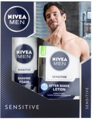 Nivea Men Sensitive coffret X.
