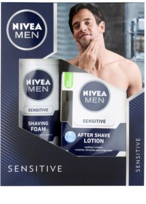 Nivea Men Sensitive kozmetika szett X.