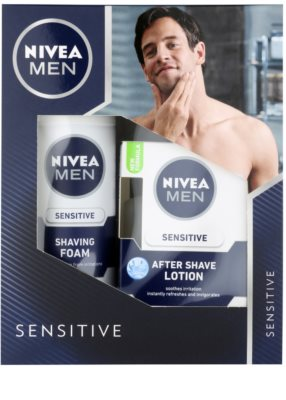 Nivea Men Sensitive козметичен пакет  X.