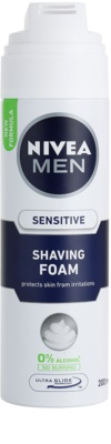 Nivea Men Sensitive Rasierschaum 1