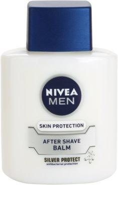 Nivea Men Silver Protect borotválkozás utáni balzsam