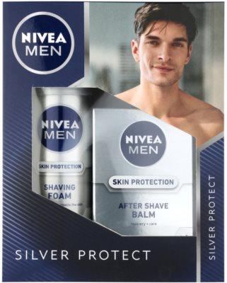 Nivea Men Silver Protect zestaw kosmetyków II.