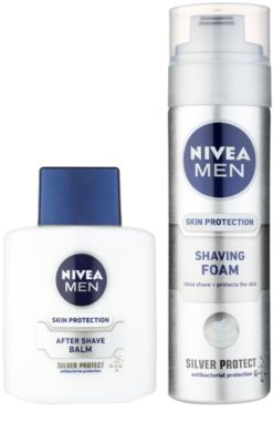 Nivea Men Silver Protect set cosmetice II. 1