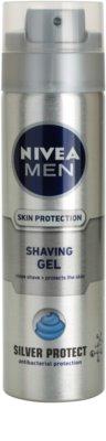 Nivea Men Silver Protect borotválkozási gél