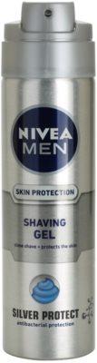 Nivea Men Silver Protect gél na holenie 1