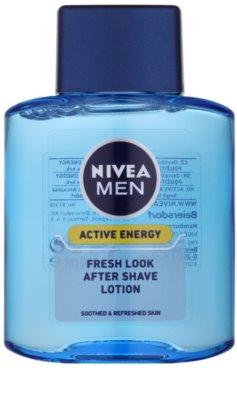 Nivea Men Skin Energy вода після гоління