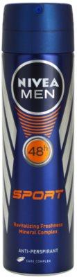 Nivea Men Sport Deodorant Spray